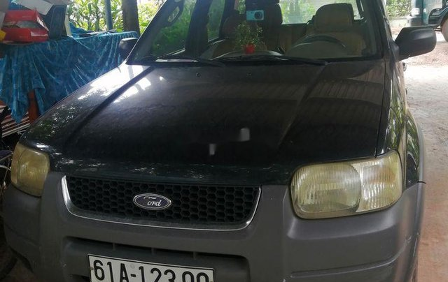 Xe Ford Escape năm sản xuất 2003, nhập khẩu nguyên chiếc, giá thấp, động cơ ổn định10