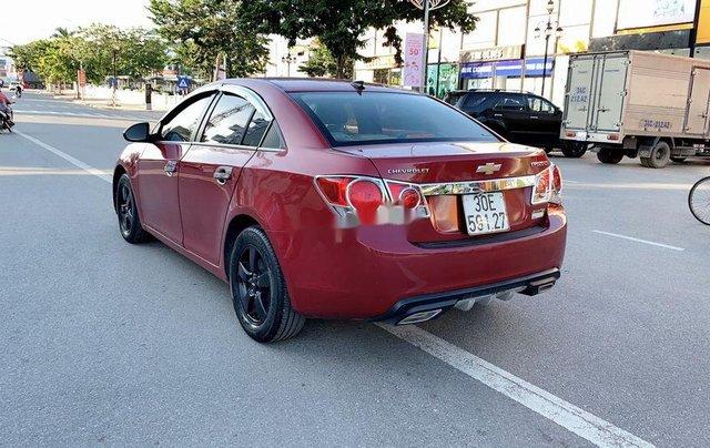 Cần bán lại xe Chevrolet Cruze đời 2012, màu đỏ chính chủ2