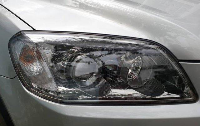 Bán xe Chevrolet Captiva sản xuất năm 2009, màu bạc còn mới giá cạnh tranh17