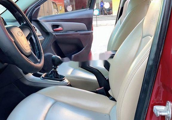 Cần bán lại xe Chevrolet Cruze đời 2012, màu đỏ chính chủ10