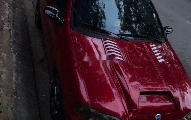 Bán Fiat Siena sản xuất 2001, màu đỏ, xe nhập1