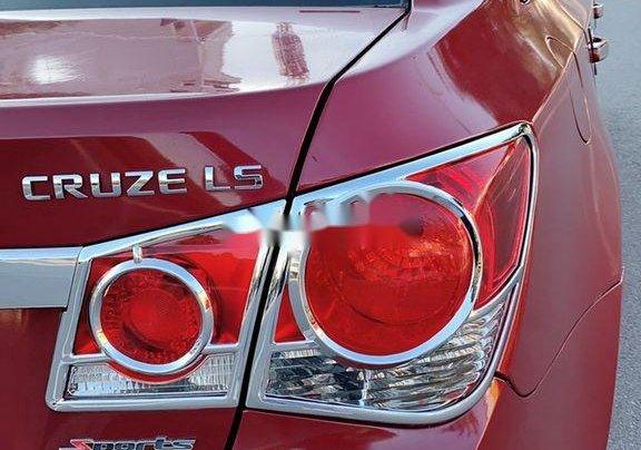 Cần bán lại xe Chevrolet Cruze đời 2012, màu đỏ chính chủ8