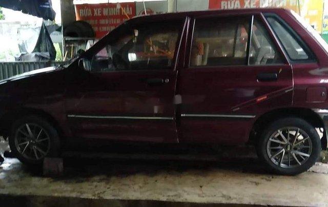 Bán xe Kia CD5 năm sản xuất 2004, màu đỏ1