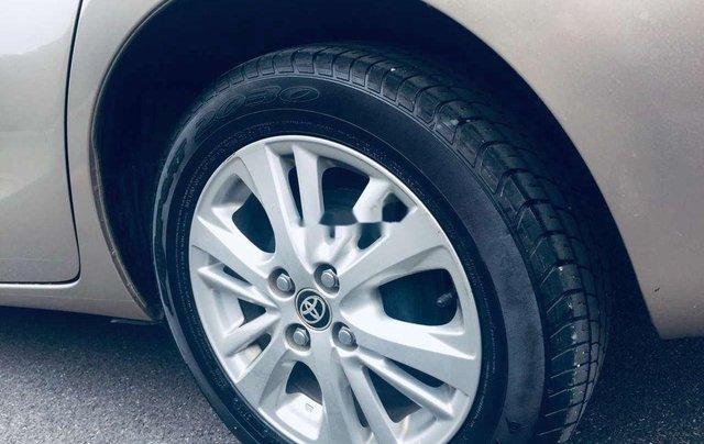 Bán ô tô Toyota Vios năm sản xuất 2018, xe chạy ít, còn mới10