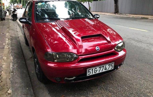Bán Fiat Siena sản xuất 2001, màu đỏ, xe nhập2