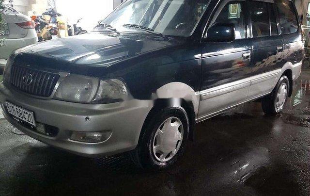 Cần bán gấp Toyota Zace sản xuất 2003, nhập khẩu nguyên chiếc1