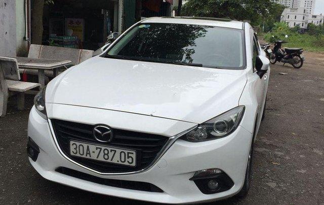 Cần bán lại xe Mazda 3 năm 2015, giá thấp, chính chủ sử dụng còn mới2