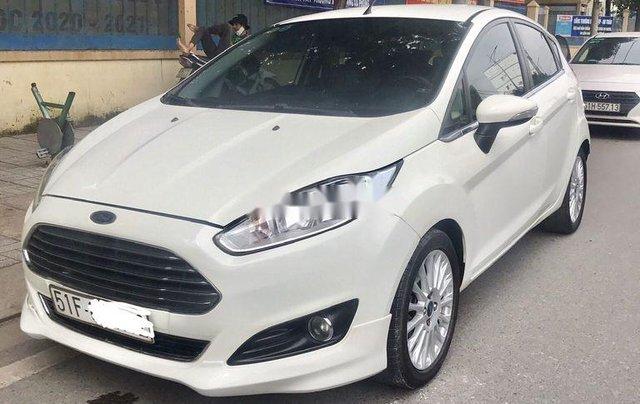 Bán Ford Fiesta năm sản xuất 2016, xe còn mới giá mềm0