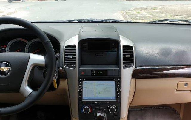 Bán xe Chevrolet Captiva sản xuất năm 2009, màu bạc còn mới giá cạnh tranh10