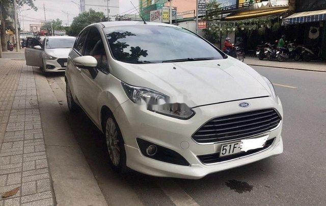 Bán Ford Fiesta năm sản xuất 2016, xe còn mới giá mềm1