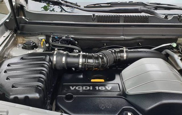 Bán xe Chevrolet Captiva sản xuất năm 2009, màu bạc còn mới giá cạnh tranh1