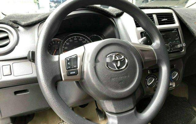 Cần bán xe Toyota Wigo sản xuất năm 2018, nhập khẩu số sàn2