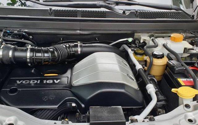 Bán xe Chevrolet Captiva sản xuất năm 2009, màu bạc còn mới giá cạnh tranh4
