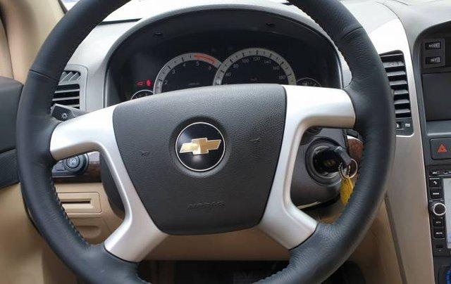 Bán xe Chevrolet Captiva sản xuất năm 2009, màu bạc còn mới giá cạnh tranh7