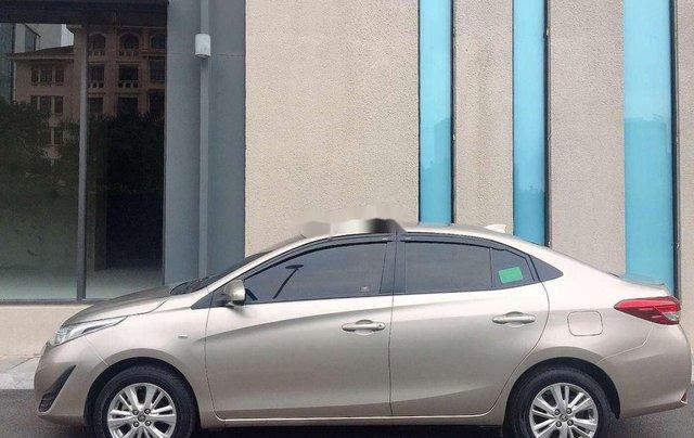 Bán ô tô Toyota Vios năm sản xuất 2018, xe chạy ít, còn mới1