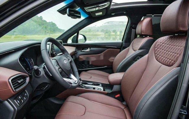 Bán Hyundai Santa Fe máy xăng cao cấp năm sản xuất 2020, giao nhanh7