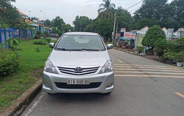 Bán Toyota Innova MT năm sản xuất 2011, xe giá thấp, động cơ ổn định0