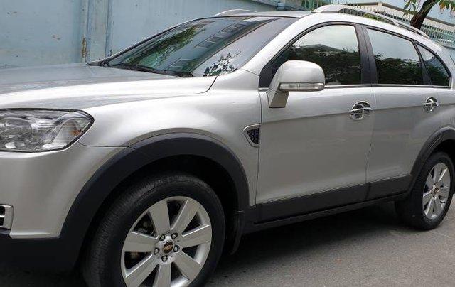Bán xe Chevrolet Captiva sản xuất năm 2009, màu bạc còn mới giá cạnh tranh21