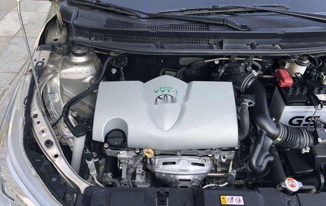 Bán ô tô Toyota Vios năm sản xuất 2018, xe chạy ít, còn mới9
