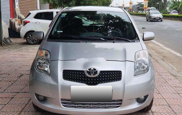 Bán ô tô Toyota Yaris năm sản xuất 2008, nhập khẩu nguyên chiếc, xe chính chủ còn mới3