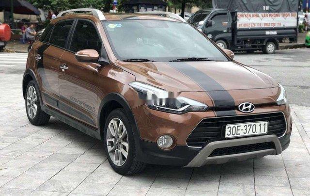 Cần bán Hyundai i20 Active sản xuất năm 2016, xe nhập, còn mới0