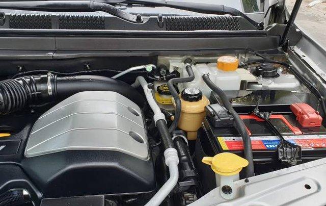 Bán xe Chevrolet Captiva sản xuất năm 2009, màu bạc còn mới giá cạnh tranh2