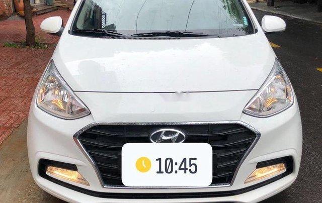 Bán gấp chiếc Hyundai Grand i10 năm sản xuất 2018, xe giá thấp, động cơ ổn định 0