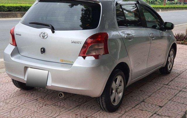 Bán ô tô Toyota Yaris năm sản xuất 2008, nhập khẩu nguyên chiếc, xe chính chủ còn mới1