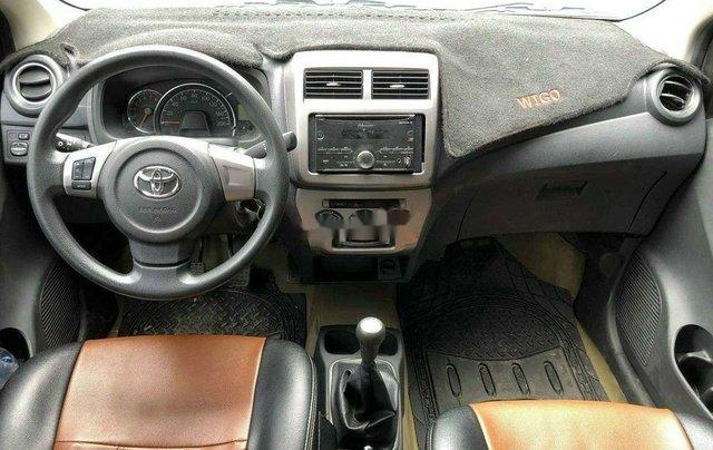 Cần bán xe Toyota Wigo sản xuất năm 2018, nhập khẩu số sàn1