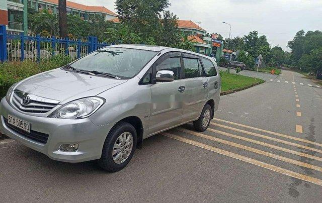 Bán Toyota Innova MT năm sản xuất 2011, xe giá thấp, động cơ ổn định3