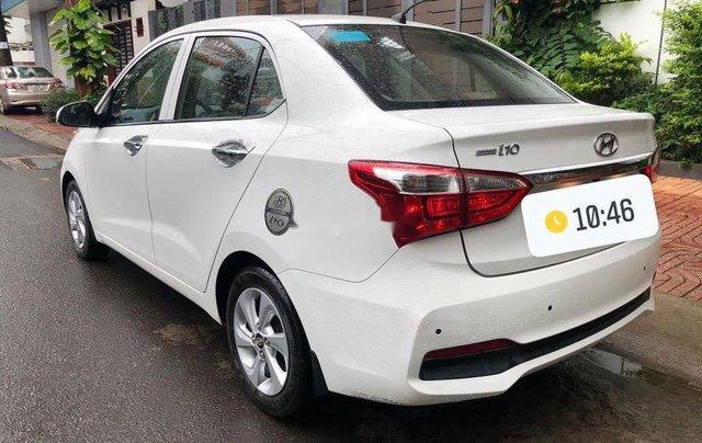 Bán gấp chiếc Hyundai Grand i10 năm sản xuất 2018, xe giá thấp, động cơ ổn định 5