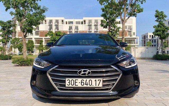 Bán Hyundai Elantra sản xuất năm 2016, giá thấp, xe một đời chủ sử dụng6