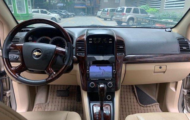 Chính chủ bán lại xe Chevrolet Captiva đời 2009, màu vàng cát8