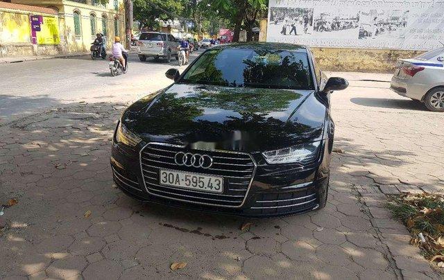 Bán Audi A7 sản xuất 2014, màu đen, nhập khẩu nguyên chiếc4