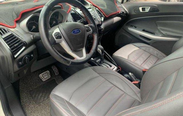 Bán Ford EcoSport đời 2015, màu trắng3