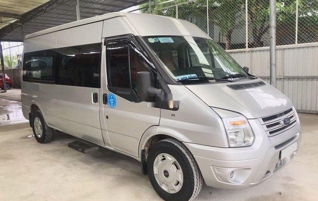 Cần bán gấp Ford Transit sản xuất 2014, xe một đời chủ giá mềm1