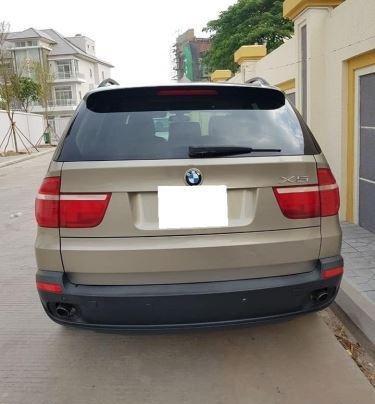 Cần bán gấp BMW X5 năm sản xuất 2007, màu vàng còn mới giá cạnh tranh4