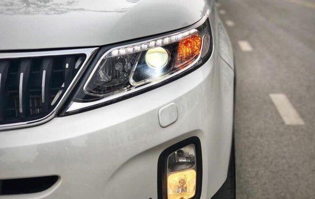Bán xe Kia Sorento DATH năm sản xuất 2019, màu trắng số tự động  3
