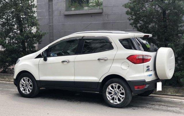 Bán Ford EcoSport Titanium sản xuất năm 2016, màu trắng2