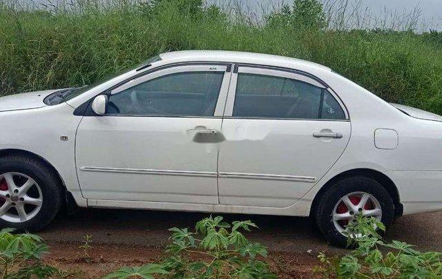 Xe Toyota Corolla Altis sản xuất 2003, bán gấp với giá thấp, xe còn đẹp10