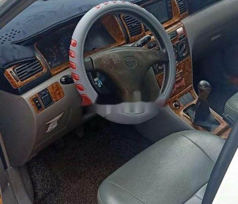 Xe Toyota Corolla Altis sản xuất 2003, bán gấp với giá thấp, xe còn đẹp11