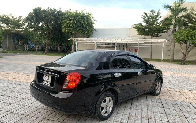 Gia đình bán Daewoo Lacetti sản xuất 2009, màu đen3