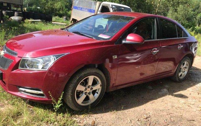 Bán lại xe Chevrolet Cruze năm sản xuất 2011, màu đỏ, 291tr3