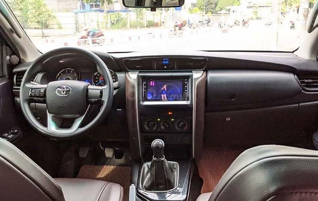 Bán gấp Toyota Fortuner 2.4G MT sản xuất 20191