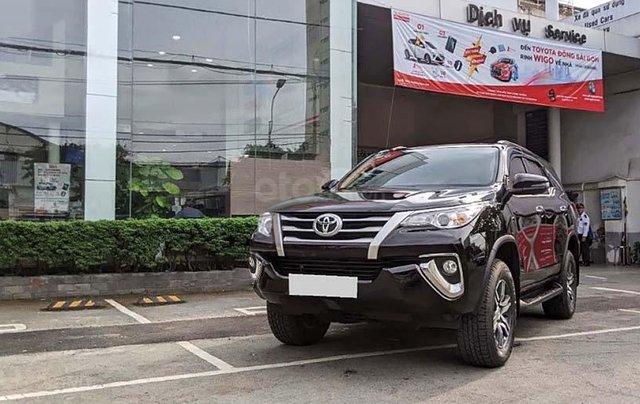 Bán gấp Toyota Fortuner 2.4G MT sản xuất 20193