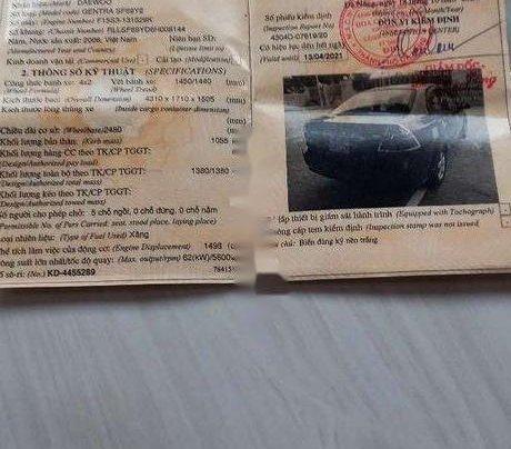 Bán xe Daewoo Gentra năm 2006, xe nhập còn mới, 132 triệu11