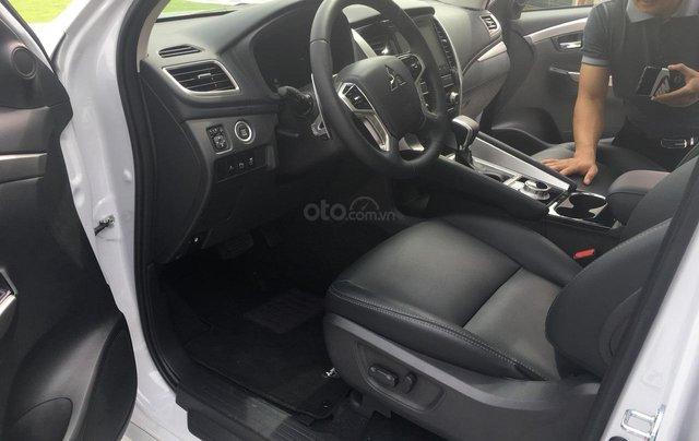 Mitsubishi Pajero Sport 2020 chính thức ra mắt, ưu đãi cực lớn, mẫu SUV 7 chỗ ngập tràn tính năng an toàn 9