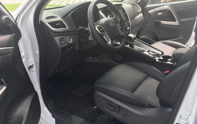 Mitsubishi Pajero Sport 2020 chính thức ra mắt, ưu đãi cực lớn, mẫu SUV 7 chỗ ngập tràn tính năng an toàn 8