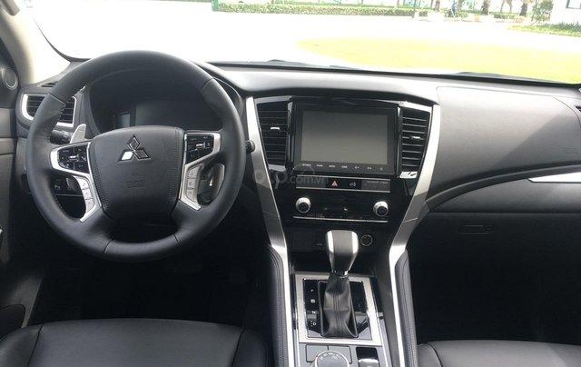 Mitsubishi Pajero Sport 2020 chính thức ra mắt, ưu đãi cực lớn, mẫu SUV 7 chỗ ngập tràn tính năng an toàn 10