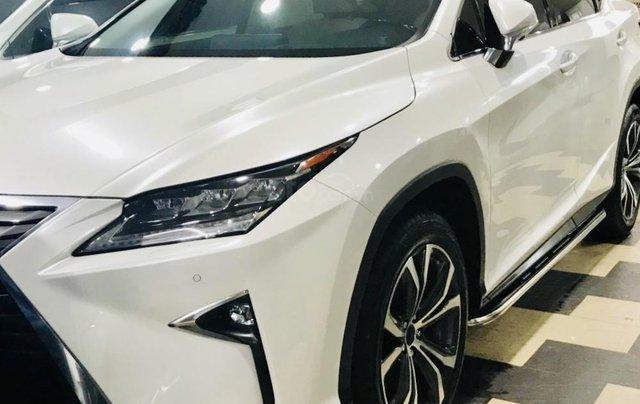 Bán RX350 model 2016 mẫu mới, trắng nội thất kem xe đẹp đi 34.000, cam kết chất lượng bao check hãng0